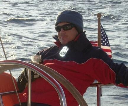 איתי וגנר - מדריך אדם בים, יאכטמסטר ומשיט 40