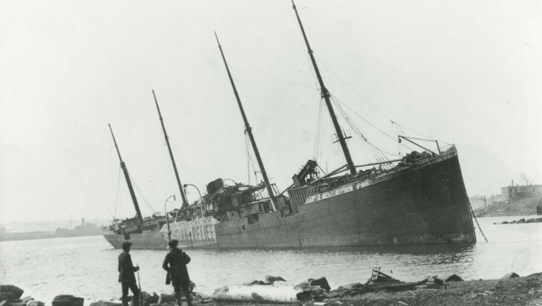 אסון הפיצוץ בנמל הליפקס
