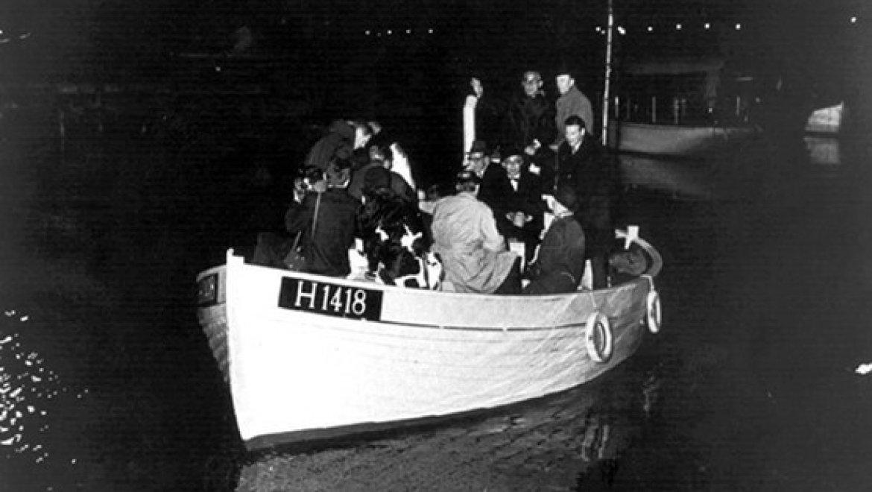 ראש השנה 1943 – הצלת יהודי דנמרק – סיפור גבורה ימי