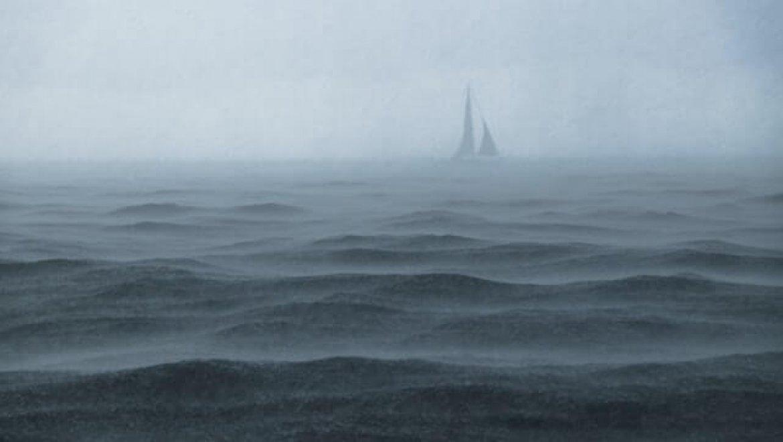 הפלגה בתנאי ערפל כבד