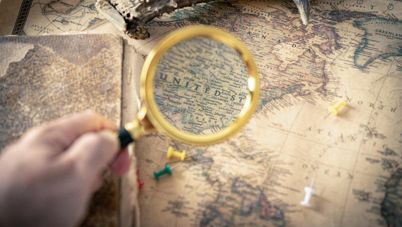 מי באמת גילה את אמריקה?